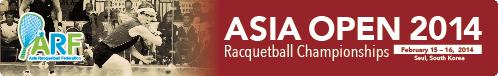 アジアオープン2014